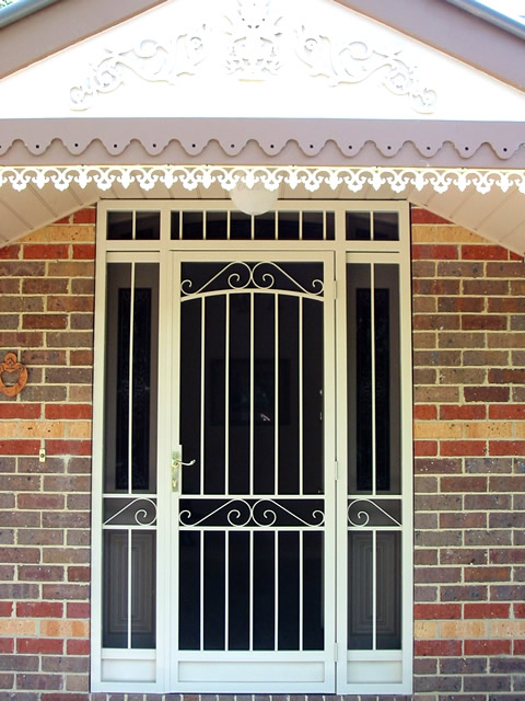 Security Porch Enclosure PE25