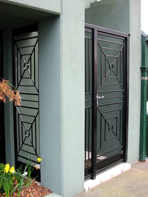 Security Porch Enclosure PE28