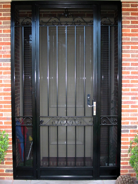 Security Porch Enclosure PE31