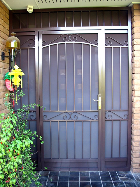 Security Porch Enclosure PE33