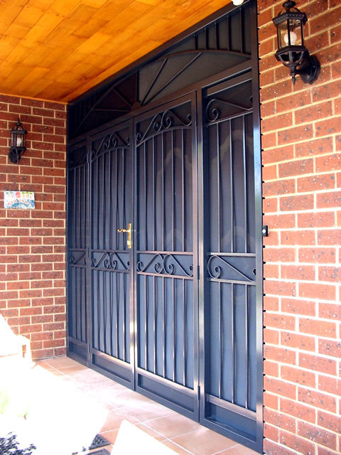 Security Porch Enclosure PE36