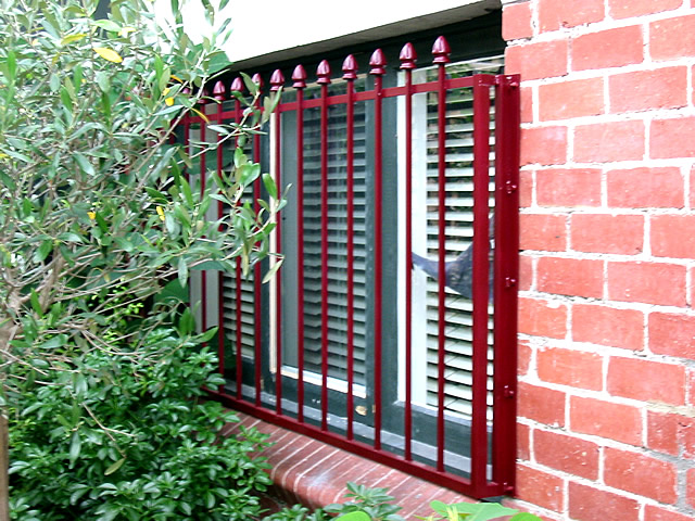 Security Window Grille GW10