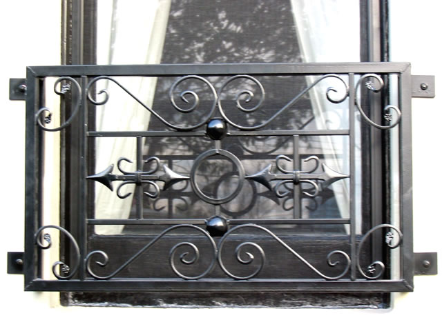 Security Window Grille GW15