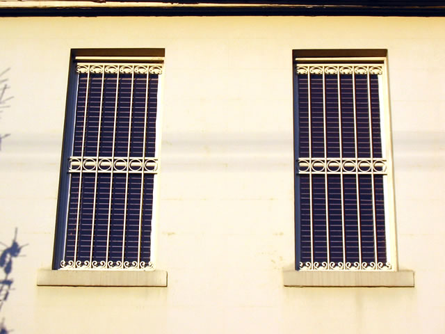 Security Window Grille GW22