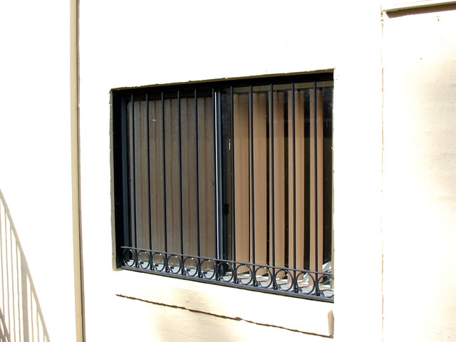 Security Window Grille GW23