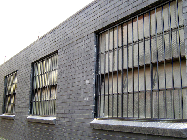 Security Window Grille WG40