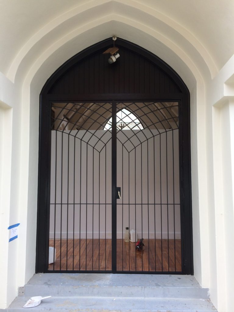 Church Custom Doors