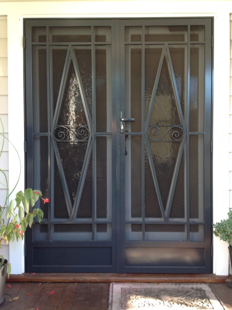 Custom Shieldguard Door