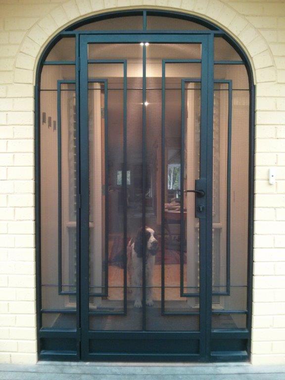 Geometrical Door