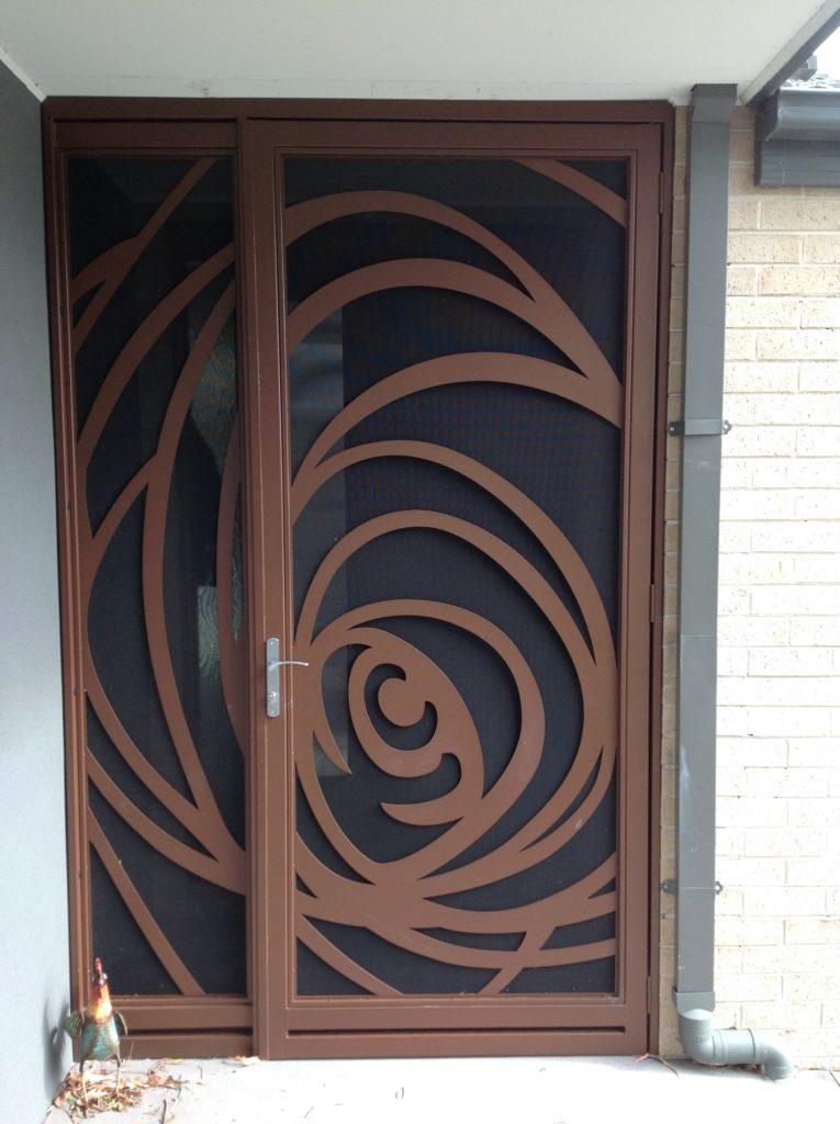 Laser Swirl Design