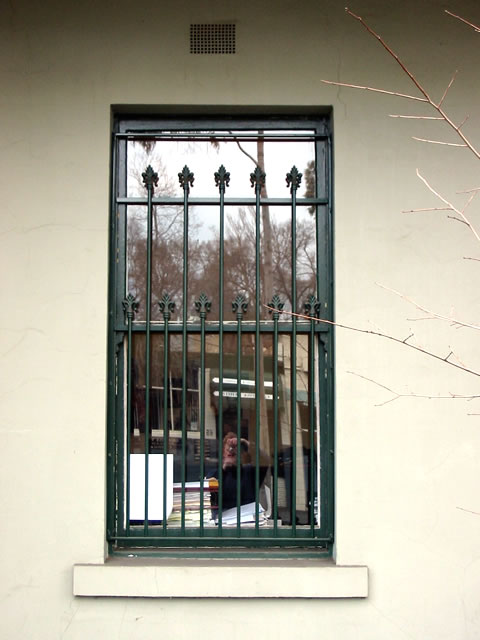 Security Window Grilles In Melbourne Shieldguard