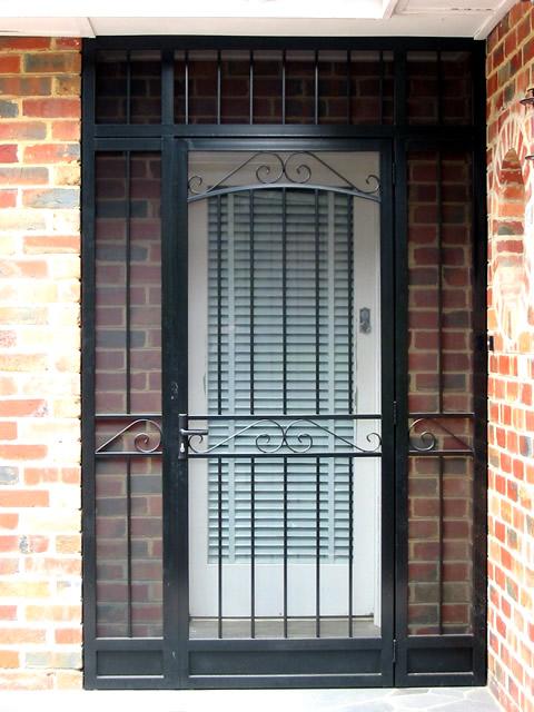 Security Porch Enclosures In Melbourne Shieldguard