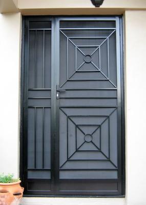 Security Door Style Art Deco