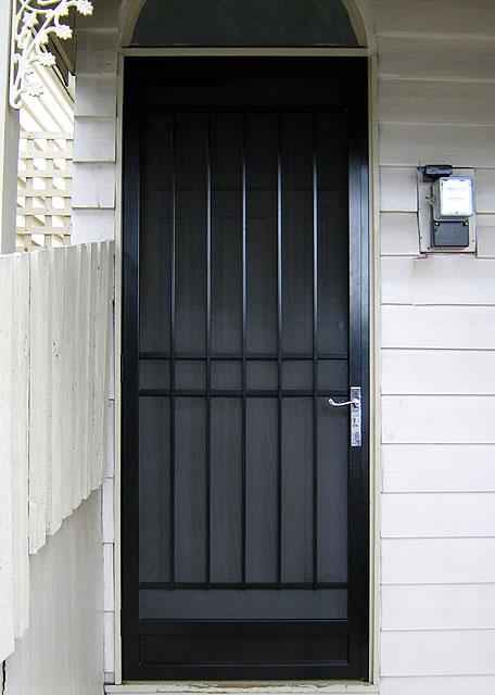 Security Door Style Camelot