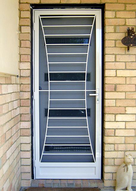 Security Door Style Sanctuary