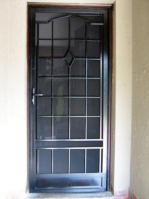 Security Door Style Custom 2