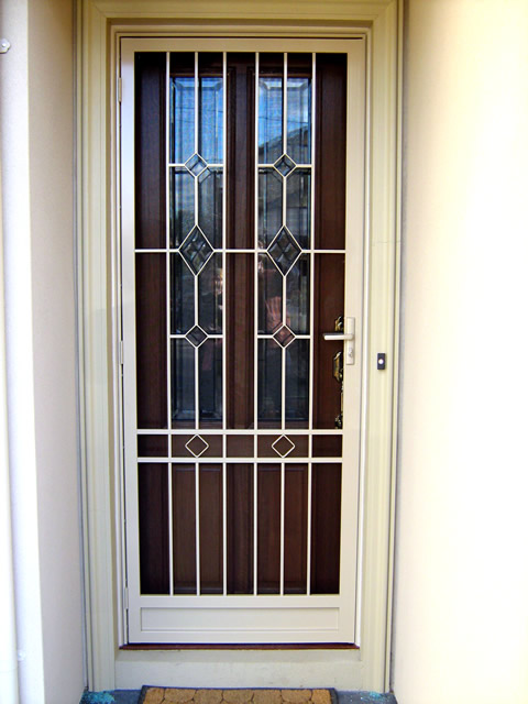 Security Door Style Custom 4