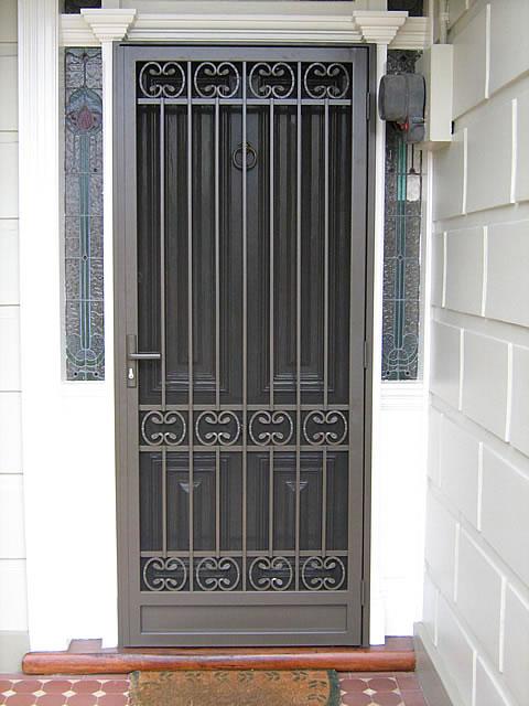 Security Door Style Bhardwaj