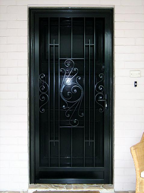 Security Door Style Eltham