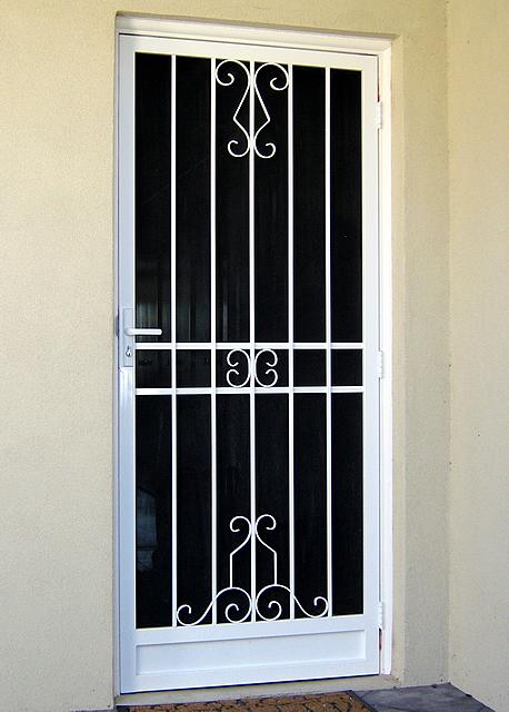 Security Door Style Kennedy