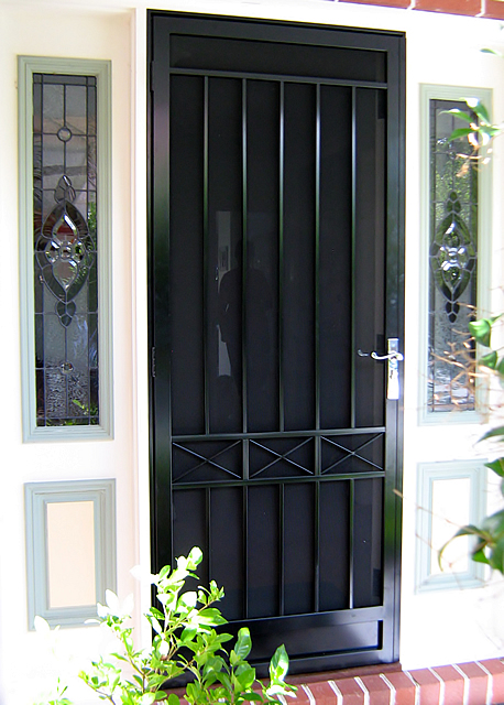 Security Door Style Ivanhoe