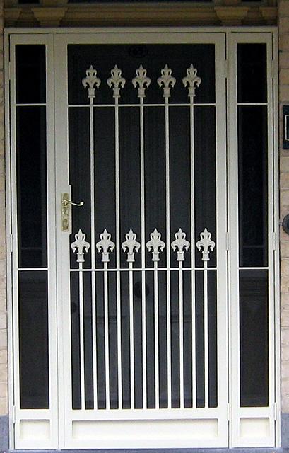 Security Door Style Sovereign