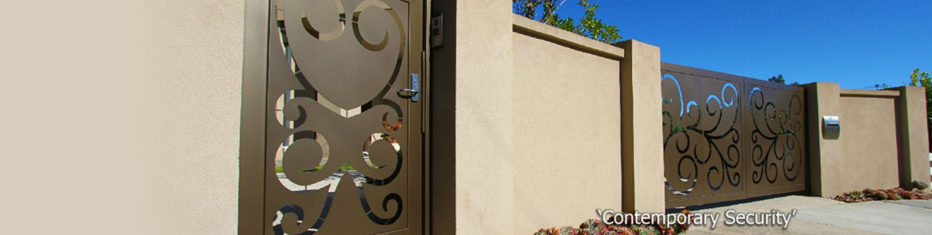 Shieldguard Security Doors - Contemporary Security
